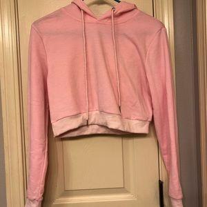 Pink track suit sweatshirt!